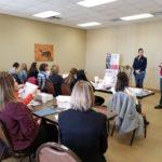 Habitat for Humanity - Brandon Swoboda Exe Dir and Dawn Yates Women Build Lead (2)
